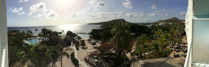 Curaçao panorama