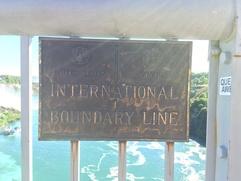 International boundary line