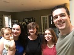 Rhonda and family