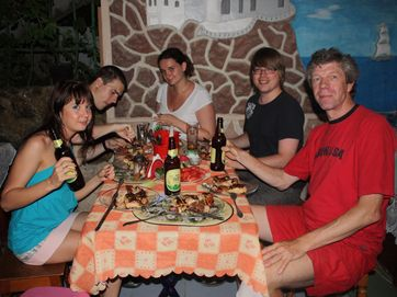 Stolovaya (dining room)
