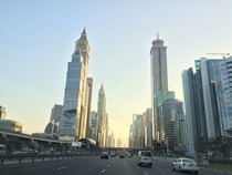 After - Zayed Road