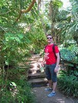 Blanes botanical garden