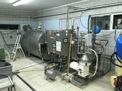 Milk machine
