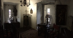 Room in Bunratty castle