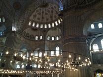 Blue Mosque (inside)