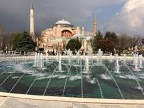 Hagia Sophia (outside)