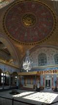 Topkapi palace imperial hall