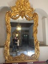 Topkapi palace mirror