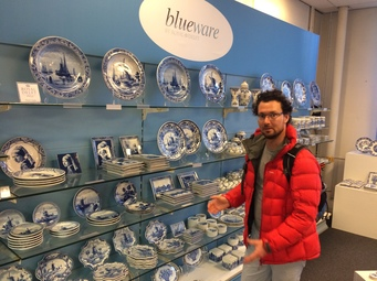 So much Delftware…
