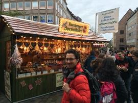 Lebkuchen market