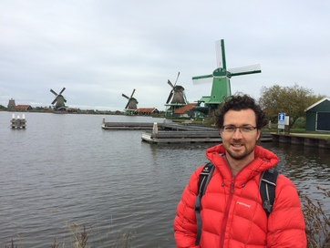 Lee in Zaanse Schans