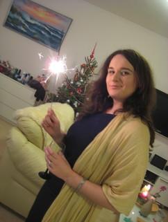 My sparkling wife