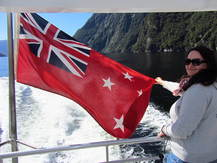 Nautical flag of New Zealand