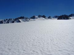 Glacier top