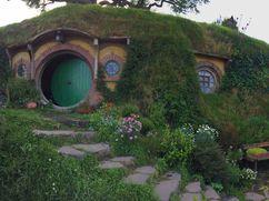 Bilbo's house