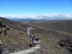 Tongariro trail