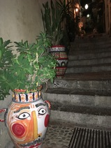 Taormina side streets