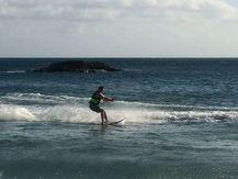 Kenting waterskiing