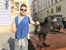 A birdie :)