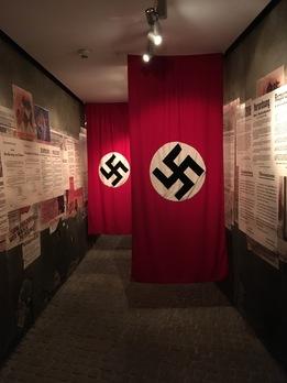 Schindler's factory (nazi flag)