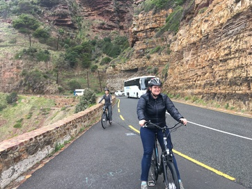 Cape Point bicycle tour (1)