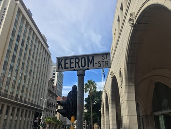 Afrikaans in Cape Town (2)