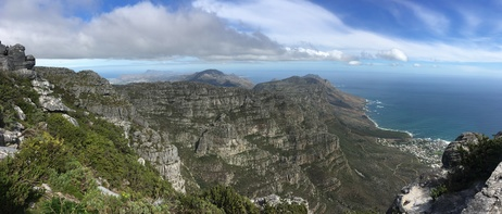View from Table Mountain (1)