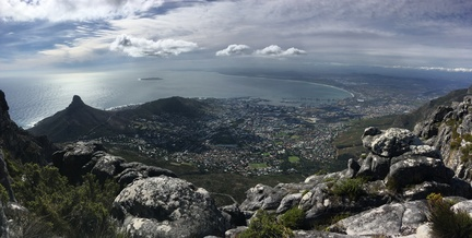 View from Table Mountain (4)