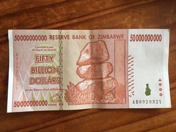 50.000.000.000 Zimbabwean dollars