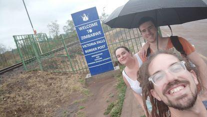 Zimbabwean border