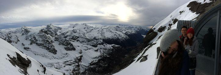 Stunning view