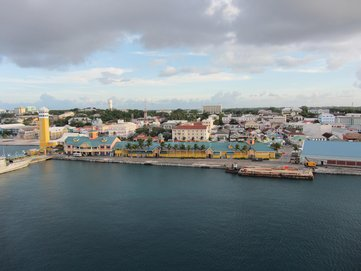 View on Nassau